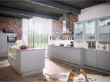 Graue Küche Eichenboden Kuchen Grau Holz