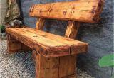 Holzbänke Mit Tisch Für Garten Gartenbank Massiv Holzbank Farbton Teak Gebrannt