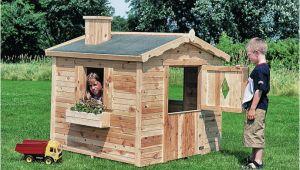 Holzhaus Garten Kinder Kinder Spielhaus Promadino Villa Spatzennest Kinder