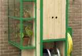 Holzschrank Gartengeräte Diy Lager Gartengeräte In 40 Clever Lösungen