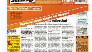 Hornbach Küchenboden L13 Treptow by Berliner Woche issuu