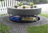Hydraulisch Versenkbare Garage Bovega Versenkbare Mülltonnenbox Mülltonnenverkleidung