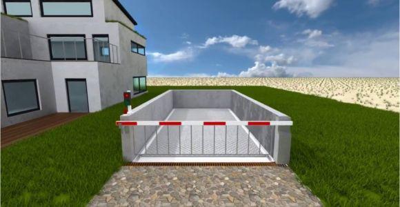 Hydraulisch Versenkbare Garage Hydraulisch Versenkbare Garage – Häuser Immobilien Bau