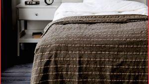 Ikea Bettüberwurf Grau Tagesdecke Fuer Hemnes Bett