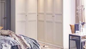 Ikea Schlafzimmer Fronten Schlafzimmer Mit Großzügigem Kleiderschrank Ikea Deutschland