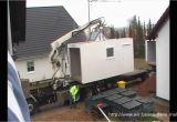Kesting Garagen Fundamentplan Eine 12 Meter Zapf Garage Wird Angeliefert