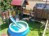 Kinderspielzeug Garten Gebraucht 1 Spielturm Klettergerüst Rutsche Kletterturm In