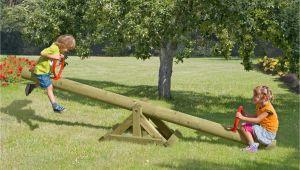 Kinderwippe Garten Holz Holz Wippe Kinderwippe Palisade Massiv Bei Edingershops