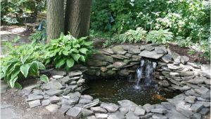 Kleiner Teich Im Garten Teich Mit Wasserfall 31 tolle Bilder Archzine