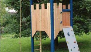 Klettern Garten Selber Bauen Spielturm Selber Bauen Garten
