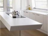Kochinsel Weiss Hochglanz Eine Weiße Kücheninsel ist Ein Traum Bilder Und Ideen Für