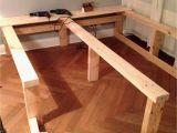 Kopfteil Für Bett Selber Machen Holzbett Bauen