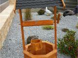 Korbmöbel Garten Gebraucht Gebraucht Holz Brunnen Garten Deko Zierbrunnen Gartenb In