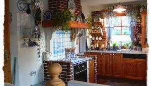 Küche Dunkelblau Streichen Shabby Landhaus Vorher Nachher Küche Esszimmer