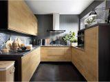 Küche Grau Und Eiche Frontfarbe sole Eiche Arlington Küchenkollektion Modern