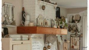Küche Sandfarben Streichen Shabby Landhaus Vorher Nachher Küche Esszimmer