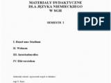 Küche Wortschatz Online Materia Poprawionac