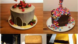 Kuchen Ideen Deko Mehr Deko Ideen Für torten Alle Zum Staunen Bringen
