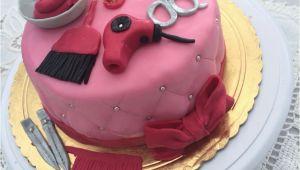 Kuchen Ideen Mit Fondant Hairdresser Cake 🎀💕🌸👑