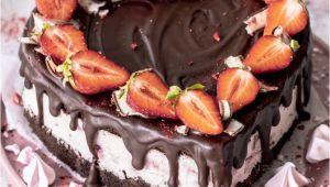 Kuchen Ideen Muttertag Yogurette Herztorte Zum Muttertag Mit Erdbeeren Und