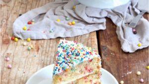 Kuchen Rezepte Konfetti torte Konfetti Kuchen