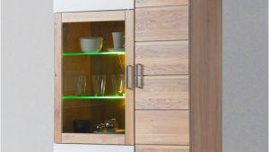 Küchengestaltung Licht Vitrine 7301 3 Schrank Glasvitrine sonoma Eiche Sägerau