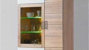 Küchengestaltung Pinterest Vitrine 7301 3 Schrank Glasvitrine sonoma Eiche Sägerau