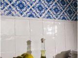 Küchenhintergrund Statt Fliesen Die 32 Besten Bilder Von Landhaus Fliesen