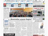 """Kücheninsel Hobelbank Botschafter Unserer Region"""" Siegerlandkurier"""