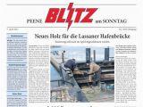 Kücheninsel Hobelbank Neues Holz Für Lassaner Hafenbrücke 2 000 Euro Gespendet