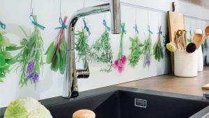 Küchenrückwand Ideen Lieblingsmotive Auf Der Küchenrückwand Unterstreichen Den
