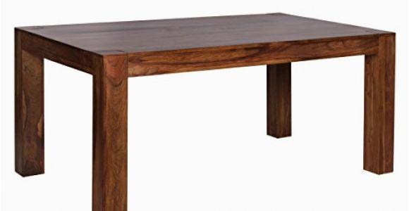 Küchentisch 1 20 X 70 Xxl Wohnling Esstisch Massivholz Sheesham 160 – 240cm