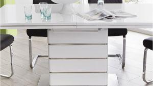 Küchentisch Dreieckig Weiß Esstisch Ausziehbar Hochglanz Weiss Säulentisch 160 200
