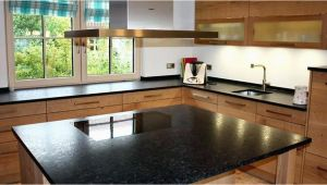 Küchentisch Granitplatte Rote Arbeitsplatte