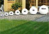 Kugellampen Garten Strom Kugelleuchten Fur Aussenbereich solar Kugelleuchte Garten