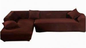 L form sofabezug Großhandel Bezüge Auf Dem sofa Sessel sofabezug Stoff soild Schonbezug Elastisch Ecksofabezug L Förmiger sofabezug Aus Stretch Möbeln Von Gravityhome