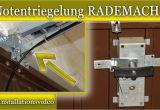 Laumer Garagentorantrieb Notentriegelung An Schwingtor Sektionaltor Installieren Rademacher Garagentor Notentriegelung