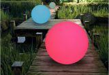 Leuchtkugel Im Garten Leuchtkugel Garten In Verschiedenen Größen
