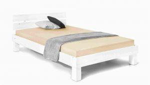 Massivholz Bett 120×190 Holzbett 140×200