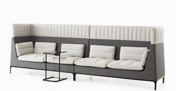 Modernes Loungesofa Design Highback sofa Aven