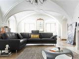 Modernes Wohnzimmer sofa Modernes sofa Ecksofa Leder