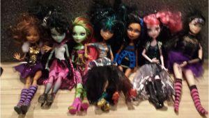 Monster High Clawdeen Wolf Bett Monster High Puppen