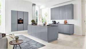 Nolte Graue Küche Kuchen Grau Holz
