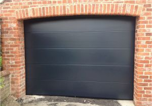 Novoferm Garage Doors Anthracite Novoferm Sectional Garage Door