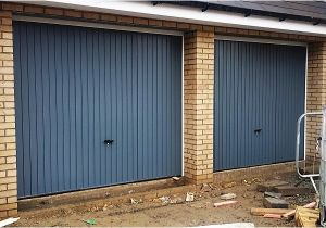 Novoferm Garage Doors Our Latest Project Novoferm Steel Thornby Wes