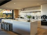 Offene Moderne Küche Fene Kuche Wohnzimmer Modern Kueche Mit Kochinsel Weiss