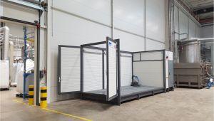 ölabscheider Für Garage C300 Kompakter Waschplatz Industrie Inoron