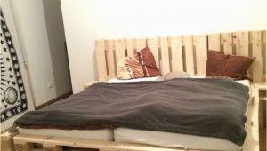 Paletten Bett Erhöhen Paletten Bett Aus 18stk Europaletten Zesch