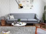 Pinterest Wohnzimmer Graues sofa Wohnzimmer Im Skandinavischen Style Mit Einem Grauen sofa Im