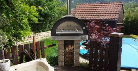 Pizzaofen Für Den Garten – Holzbackofen Family Inox tomishop Pizzaofen Für Den Garten Holzbackofen Family Inox